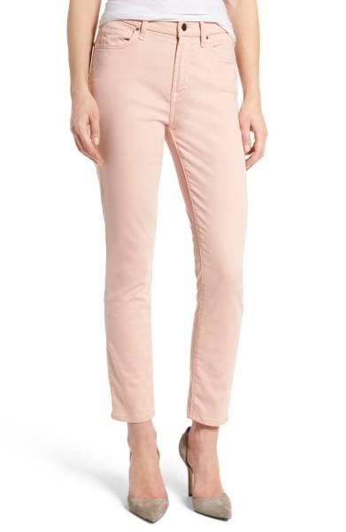 Jen7 pink jeans