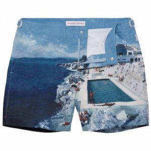 Orlebar Brown Bulldog Hulton getty roc pool men's Swim Shorts