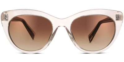Warby Parker Tilley Sunglasses in Grapefruit (pink)