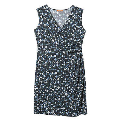 Joe Fresh Printed Dress