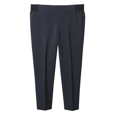 Joe Fresh cropped black pants
