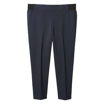 Joe Fresh cropped black pants
