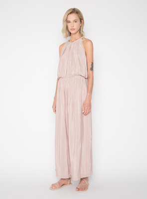Oak + Fort pink H080 jumpsuit