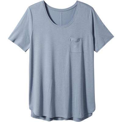 Joe Fresh pale blue t-shirt