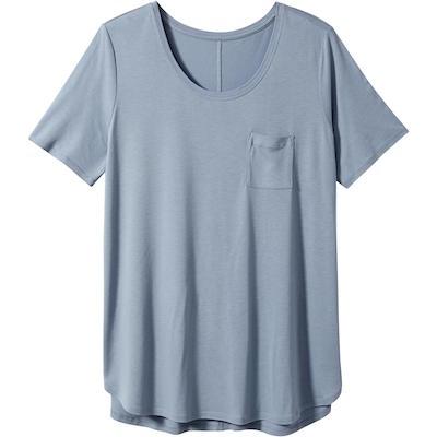Joe Fresh pale blue t-shirt