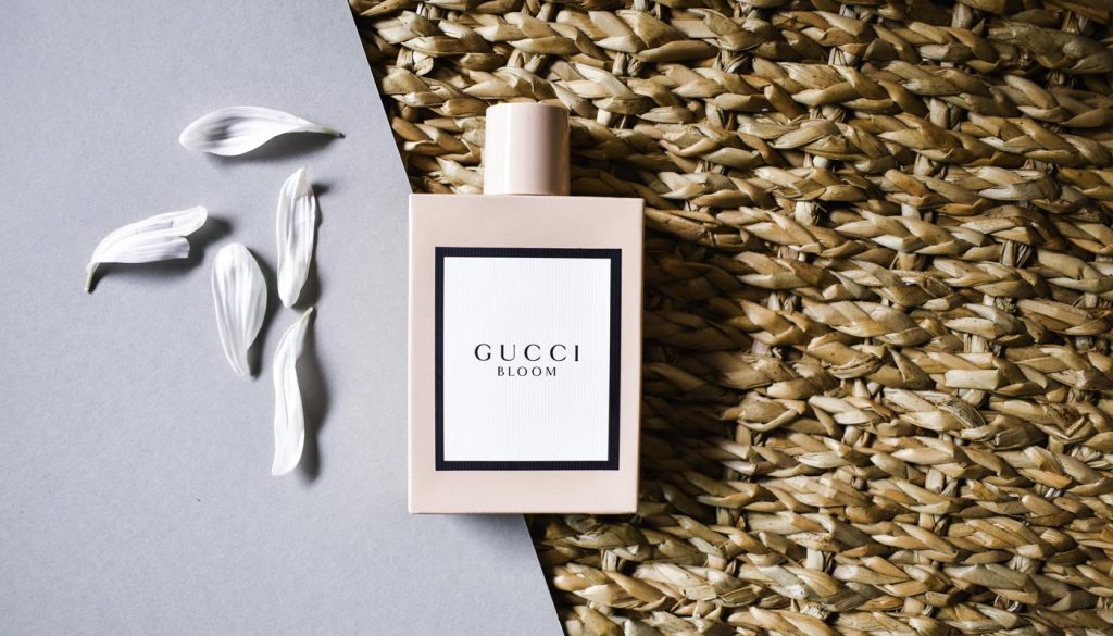 September Beauty Buys - Gucci Bloom shot by Editors Inc.