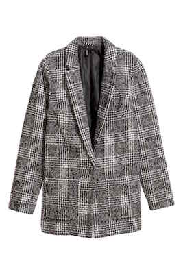 Wool-blend blazer, $60 at H&M.