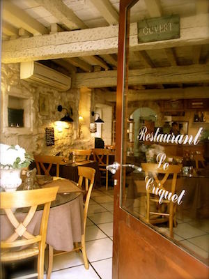 Le Criquet Restaurant Arles, France