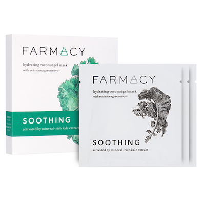 Farmacy Soothing Hydrating Coconut Gel Mask