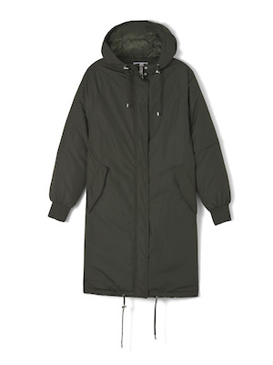 Featherless Parka, $249 at Frank And Oak.