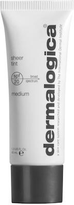 Dermalogica Sheer Tint SPF 20, $65 at dermalogica.ca.