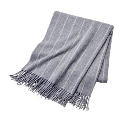 Cashmere throw, $160 at HomeSense.