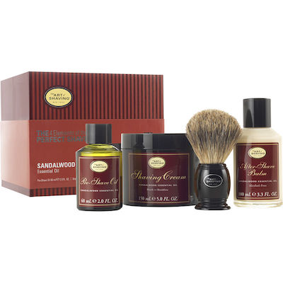 The Art of Shaving Sandalwood Full Size Kit, $146 at beautyboutique.ca.