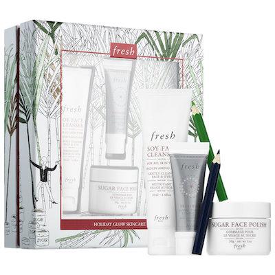 Fresh Holiday Glow Skincare Set, $52 at sephora.com.