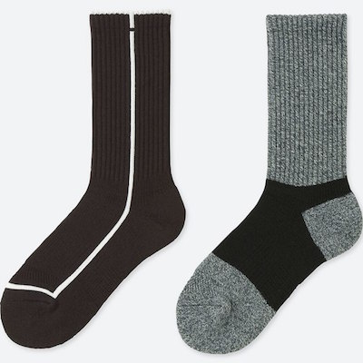 Heattech Sports Socks, $15 for two at Uniqlo.