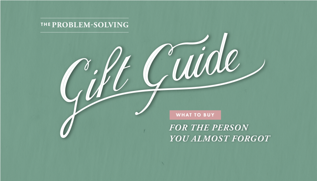 Editors Inc Last Minute Gift Guide