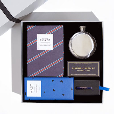 Handsome + Polished Gift Box, $70 USD at Ames and Oates.