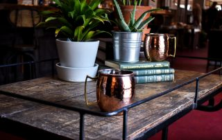 Editors Inc. Bar Carts, photo by Lauren Kerbel