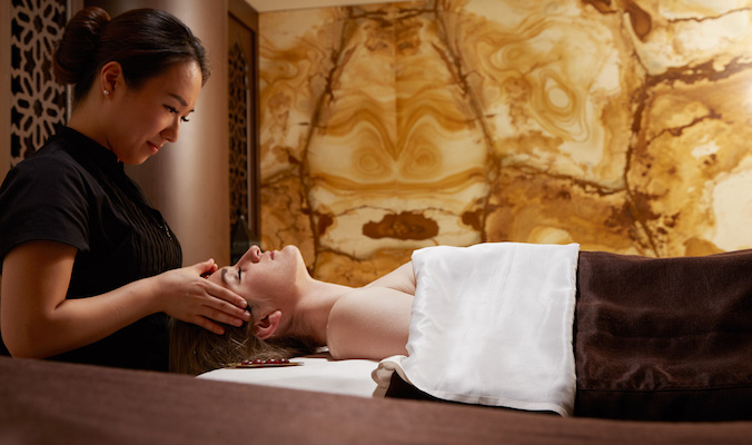 Caudalie Spa treatment
