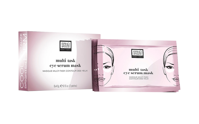 Erno Laszlo Multi-Task Eye Serum Mask, $46 for 6 at holtrenfrew.com.