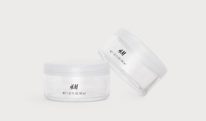 H&M Travel Jar, $5 for two at hm.com.