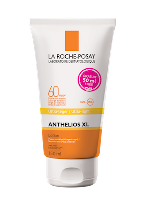 La Roche-Posay Anthelios Ultra Fluid Lotion SPF 60, $29.50 at laroche-posay.ca.