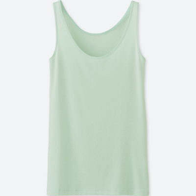 Uniqlo AIRism Sleeveless Top, $15 at uniqlo.com.