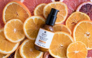 Kiehls Serum - Photographed by Lauren Kerbel for Editors Inc.