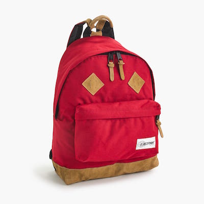 J.Crew Eastpak Backpack, $118 at jcrew.com/ca.