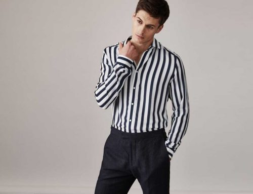 Spring 2018 Trends for Him to Try Right Now
