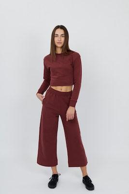 KOTN Cropped Sweatshirt, $45 at kotn.ca.