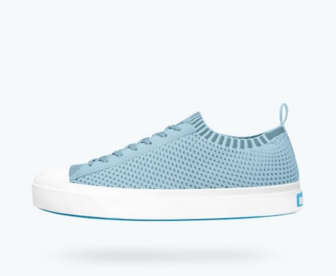 Jefferson 2.0 Liteknit sneaker, $100 at nativeshoes.com.