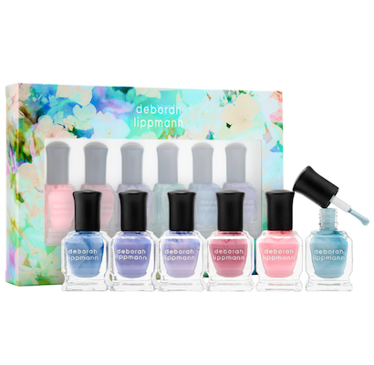 Deborah Lippmann Touch Me In The Morning Nail Set, $42 at Sephora.