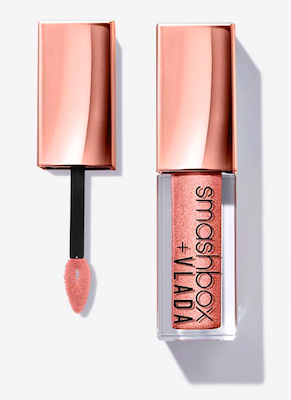 Smashbox Petal Metal Always On Liquid Lipstick, $28 at Sephora.