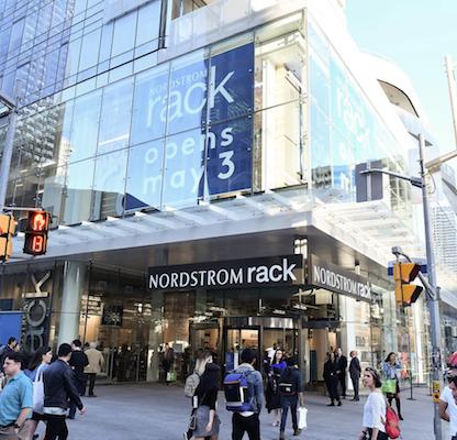 Nordstrom Rack Bloor Street