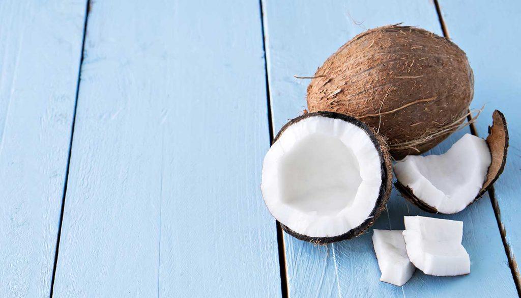 May Beauty Buys, coconut