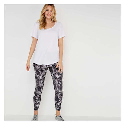 Women+ Active Legging, $19 at joefresh.com.
