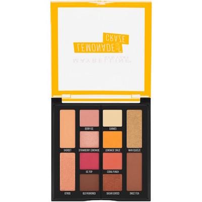 Maybelline Lemonade Craze Eye Shadow Palette, $13.96 at walmart.ca.