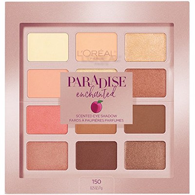 L'Oreal Paris Paradise Enchanted Scented Eyeshadow Palette, $17.97 at amazon.ca.