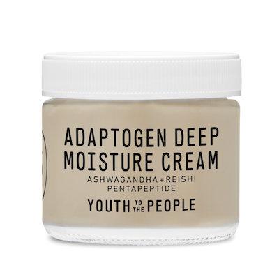 Youth of the People Adaptogen Deep Moisture Cream, $70 at sephora.com.
