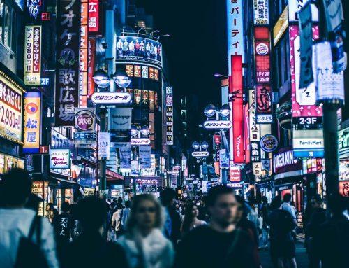 The Best Shopping Neighbourhoods in Tokyo