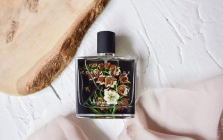 Nest Cocoa Woods Fragrance shot by Editors Inc.