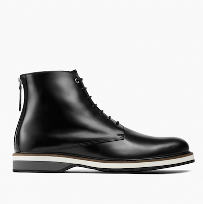 Montoro High Derby Boot, $525 at wantlesessentiels.com.