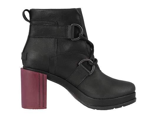 Women's Margo Lace Boot, $270 at sorelfootwear.com.