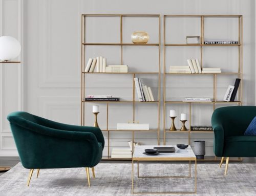 How to Style Your Bookcase Like A Pro
